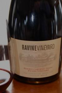 2010 Picone Vineyard Cabernet Franc