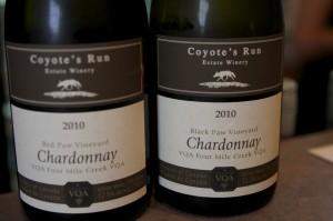 Coyote's Run Chardonnay