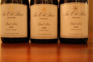 The Old Third Pinot Noir, 2008-2010