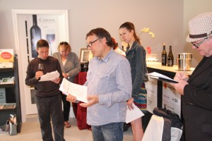 Anthony Carone explains some of his philosophy and where he thinks Quebec wine industry needs to head.