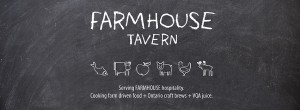 FARMHOUSETavern