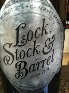 Rosewood's Lock, Stock & Barrel
