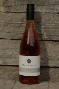 2013 Trail Estate Rosé