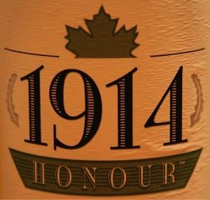 1914 Honour