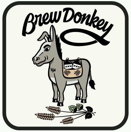 Brew Donkey Logo
