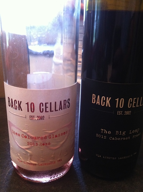 Back 10 Cellars Big Leap Cab Franc