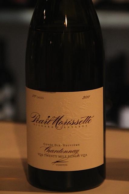 Pearl Morissette 2011 Cuvée Dix-Neuvième