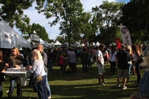 Shores of Erie International Wine Festival