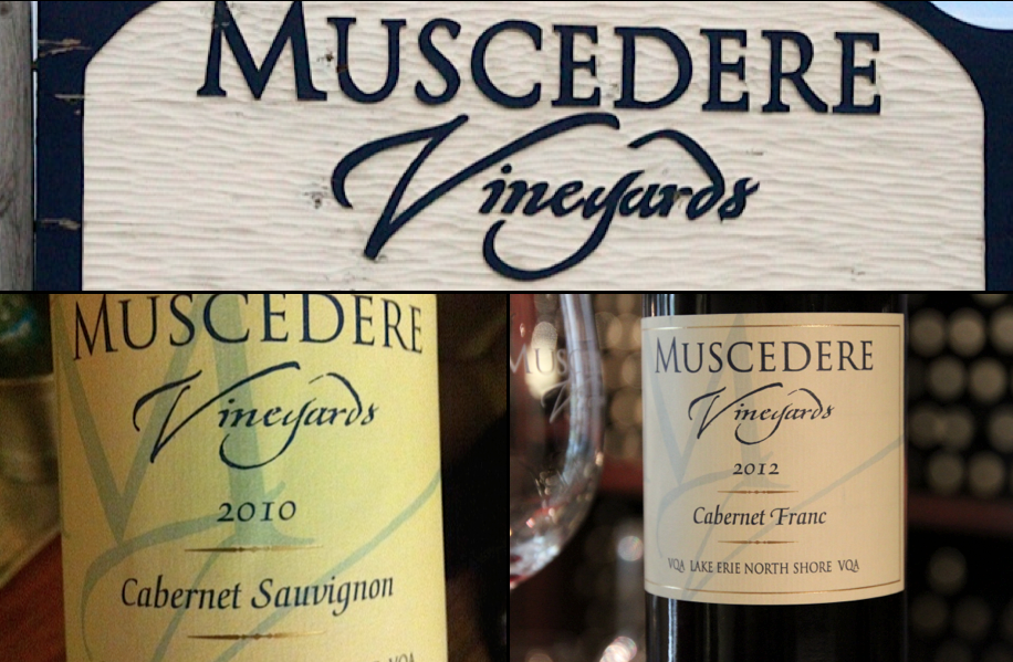 Muscedere Vineyards 2010 Cabernet Sauvignon
